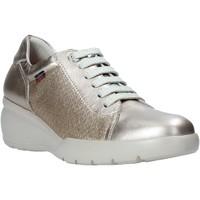 Zapatos Mujer Zapatillas bajas CallagHan 19201 Oro