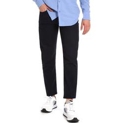 textil Hombre Pantalones chinos Les Copains 9U3021 Azul