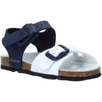 Zapatos Niños Sandalias Grunland SB0027 Azul