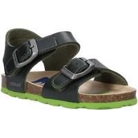 Zapatos Niños Sandalias Grunland SB1534 Verde