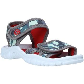 Zapatos Niños Sandalias Grunland PS0061 Verde