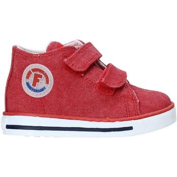 Zapatos Niños Zapatillas altas Falcotto 2014604 04 Rojo