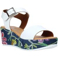 Zapatos Mujer Sandalias Grace Shoes 02 Blanco