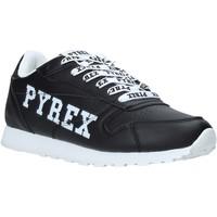 Zapatos Mujer Zapatillas bajas Pyrex PY020235 Negro