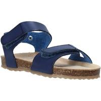 Zapatos Niños Sandalias Grunland SB1550 Azul