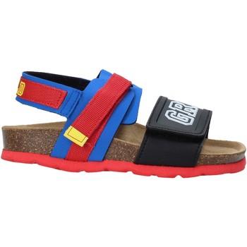 Zapatos Niños Sandalias Grunland SB1517 Azul