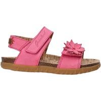 Zapatos Niña Sandalias Grunland SB1564 Rosado