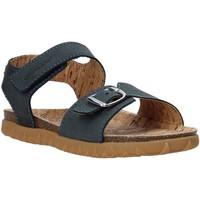 Zapatos Niños Sandalias Grunland SB1565 Azul