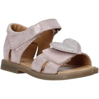Zapatos Niña Sandalias Grunland PS0064 Rosado