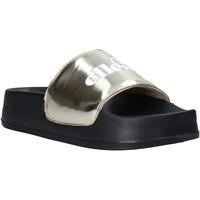 Zapatos Mujer Chanclas Ellesse OS EL01W70419 Oro