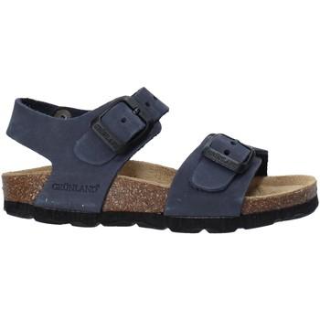 Zapatos Niños Sandalias Grunland SB0205 Azul