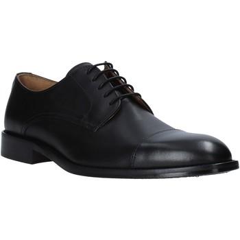 Zapatos Hombre Derbie Marco Ferretti 113043MF Negro