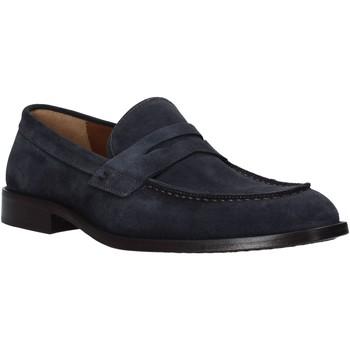 Zapatos Hombre Mocasín Carmine D'urso 161432CD Azul