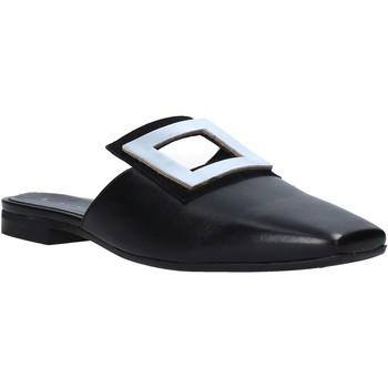 Zapatos Mujer Zuecos (Clogs) Mally 6886 Negro