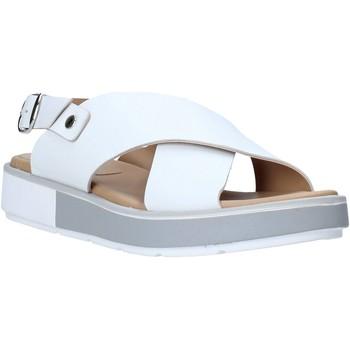 Zapatos Mujer Sandalias Mally 6803 Blanco
