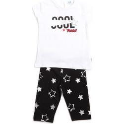 textil Niña Conjunto Melby 90L9001 Negro