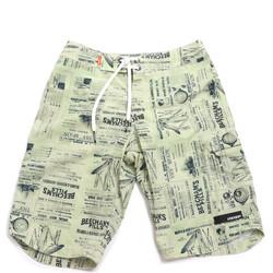 textil Hombre Bañadores Rrd - Roberto Ricci Designs 18328 Verde