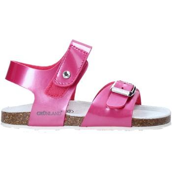 Zapatos Niños Sandalias Grunland SB0375 Rosado