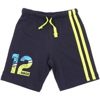 textil Niños Shorts / Bermudas Melby 70F5574 Azul