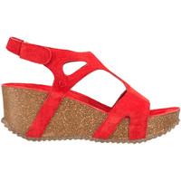 Zapatos Mujer Sandalias Docksteps DSE106246 Rojo