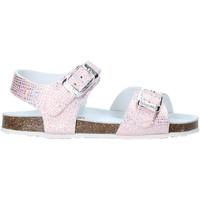 Zapatos Niña Sandalias Grunland SB0812 Rosado