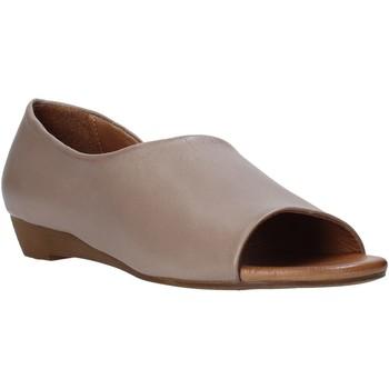 Zapatos Mujer Sandalias Bueno Shoes J1605 Gris