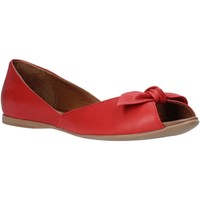 Zapatos Mujer Bailarinas-manoletinas Bueno Shoes N0712 Rojo
