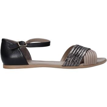 Zapatos Mujer Sandalias Bueno Shoes N0734 Negro