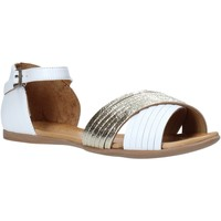 Zapatos Mujer Sandalias Bueno Shoes N0734 Blanco