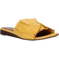 Zapatos Mujer Zuecos (Mules) Bueno Shoes N1908 Amarillo