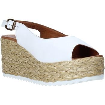 Zapatos Mujer Sandalias Bueno Shoes N3603 Blanco