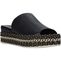 Zapatos Mujer Zuecos (Mules) Bueno Shoes Q5905 Negro