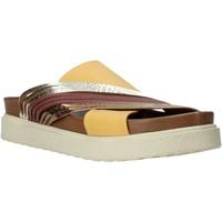 Zapatos Mujer Zuecos (Mules) Bueno Shoes CM2206 Amarillo