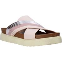 Zapatos Mujer Zuecos (Mules) Bueno Shoes CM2206 Rosado