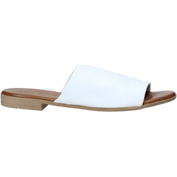 Zapatos Mujer Zuecos (Mules) Bueno Shoes 9L2701 Blanco