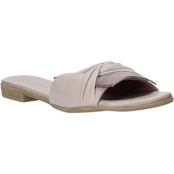 Zapatos Mujer Zuecos (Mules) Bueno Shoes 9L2735 Beige