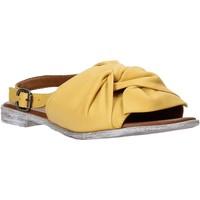 Zapatos Mujer Sandalias Bueno Shoes Q2005 Amarillo