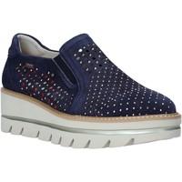 Zapatos Mujer Slip on CallagHan 14834 Azul