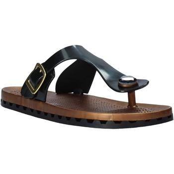 Zapatos Mujer Sandalias Sensi 4050/P Negro