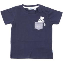 textil Niños Camisetas manga corta Melby 20E5070 Azul