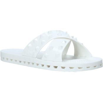 Zapatos Mujer Zuecos (Mules) Sensi 4300/PY Blanco