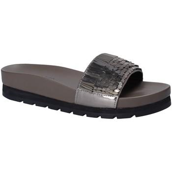 Zapatos Mujer Chanclas Apepazza MMI02 Gris