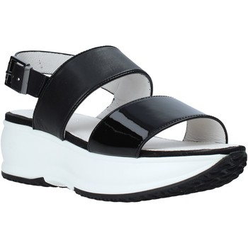 Zapatos Mujer Sandalias Lumberjack SW84406 001 Y22 Negro