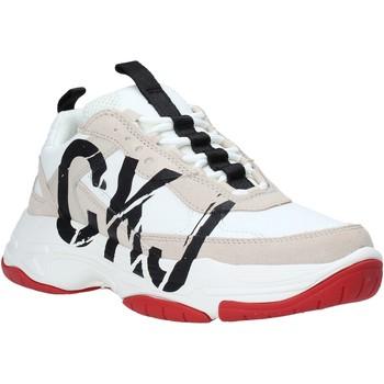 Zapatos Mujer Zapatillas bajas Calvin Klein Jeans B4R0869 Blanco