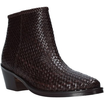 Zapatos Mujer Botines Marco Ferretti 172883MW Marrón