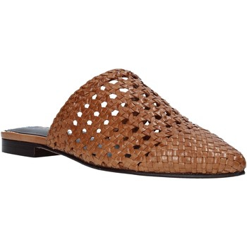 Zapatos Mujer Zuecos (Clogs) Marco Ferretti 161357MW Marrón
