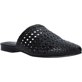 Zapatos Mujer Zuecos (Clogs) Marco Ferretti 161357MW Negro