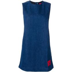 textil Mujer Vestidos cortos Calvin Klein Jeans J20J207406 Azul