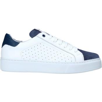 Zapatos Hombre Zapatillas bajas Exton 860 Blanco