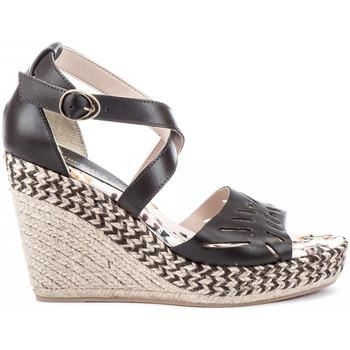 Zapatos Mujer Sandalias Lumberjack SW25506 003 P05 Marrón